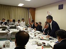 自民党第73回国土強靭化総合調査会